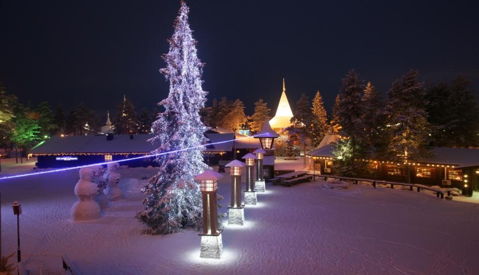 [핀란드] 로바니에미...북극권 횡단하는 다양한 방법
