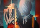 [최치선의 포토에세이] 브뤼셀...르네 마그리트 미술관, 마그리트의 '연인'