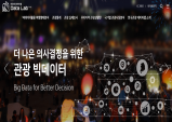 거대자료 활용 관광유형 분석 서비스 '한국관광 데이터연구소' 운영