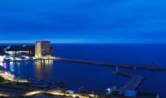 [속초] 모든 객실 바다 조망....호텔 라마다 속초, 스위트 객실 15% 할인, 신선한 컵과일 함께 증정