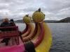 [전혜진의 좌충우돌 세계여행] #39.페루 푸노...작은 인공섬에 살고 있는 상업적인 페루 인디헤나들