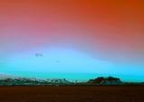 [최치선의 포토에세이] #아이슬란드...황홀한 일출에 꿈을 꾸다