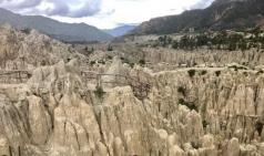 [전혜진의 좌충우돌 세계일주] #41.볼리비아 라파즈...여기는 무슨 행성이야?