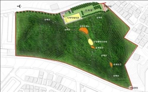 [인천시] 남동구, 수십 년 방치된 공원 부지에 녹지 공간 확충 나서