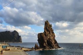 [울릉도] 신비의 섬 울릉도 명소 베스트 10...①통구미마을 거북바위