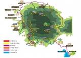 [익산시] 미륵산권역 등산로, 세계문화유산 품은 트래킹관광지로 구상